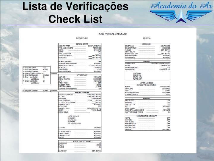 Lista de