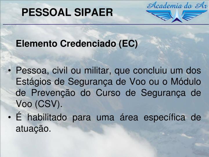 PESSOAL SIPAER