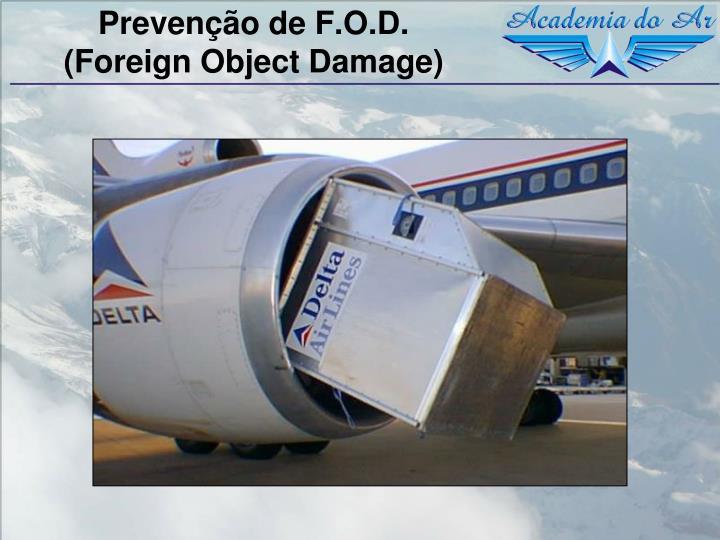 Prevenção de