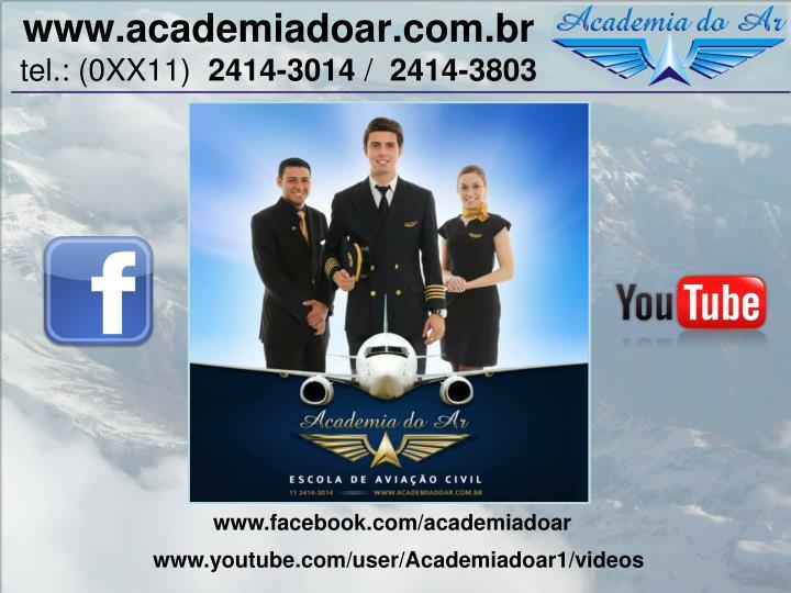 www.academiadoar.com.br