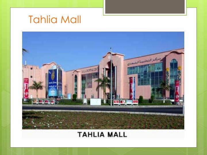 Tahlia Mall