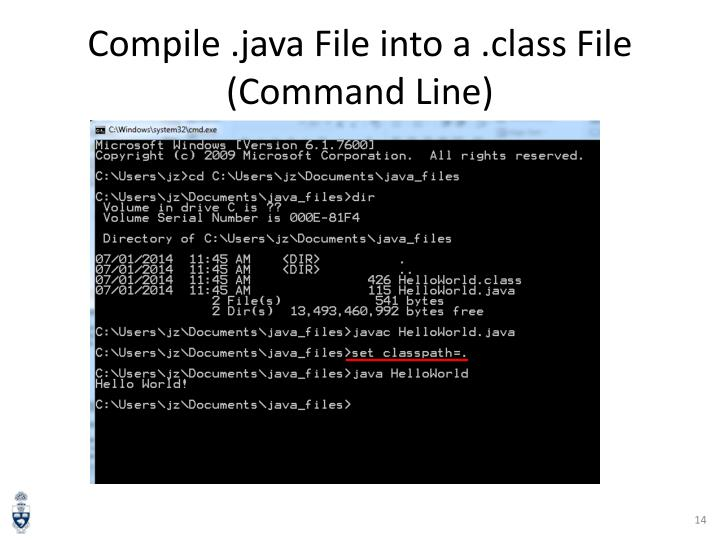 Ppt Introduction To Java Programming Language Powerpoint