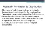 mountain formation distribution2