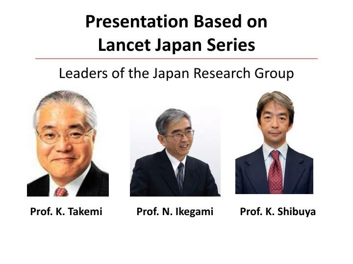 Presentation Based on