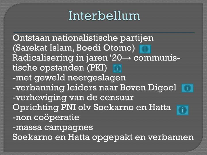 Interbellum