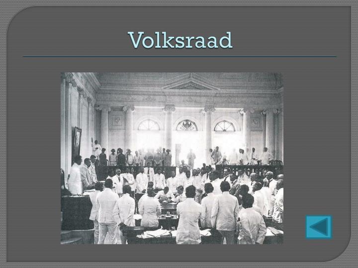 Volksraad