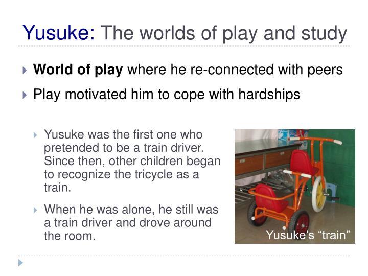 Yusuke: