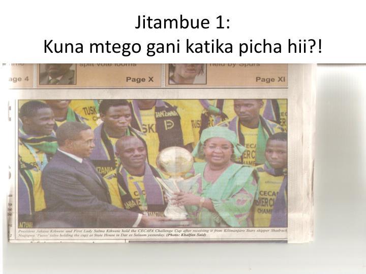 Jitambue