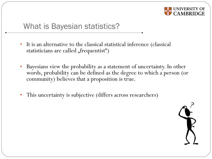 What is Bayesian