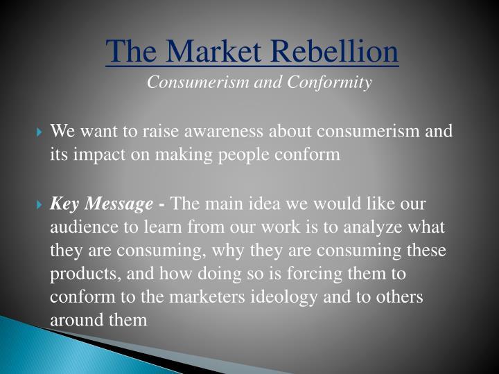 The Market Rebellion