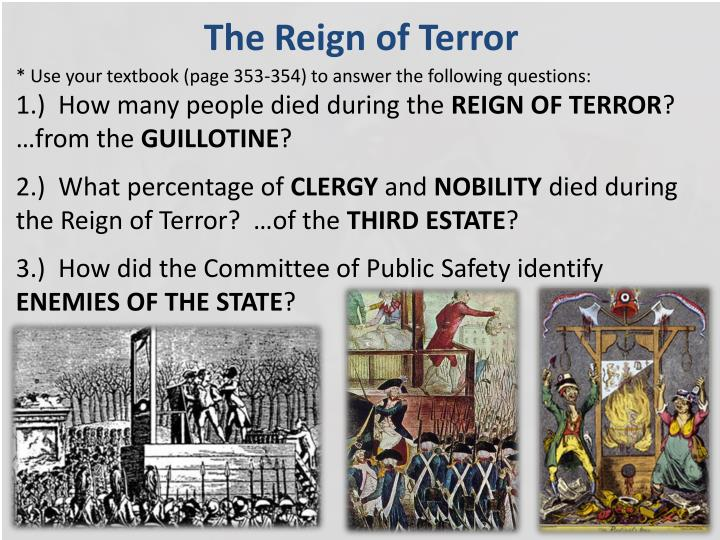 the reign of terror robespierre wwwimgkidcom the