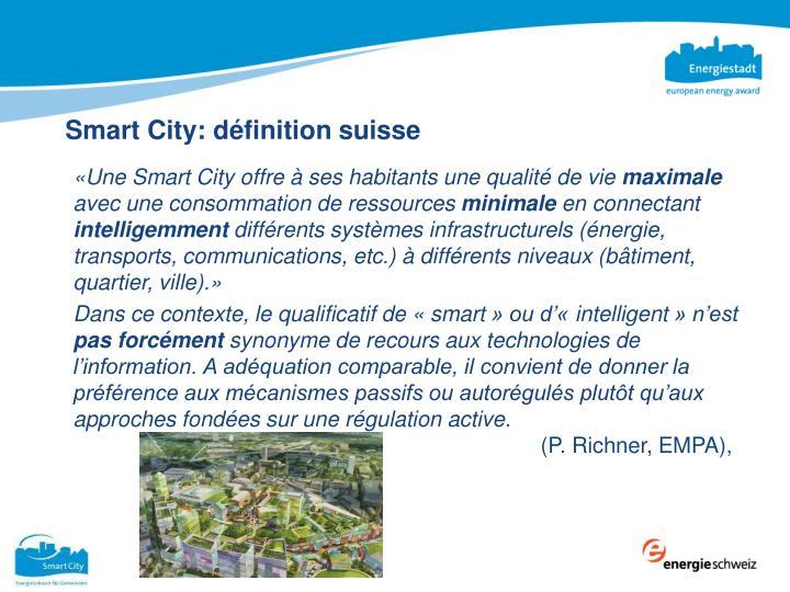 Smart City: