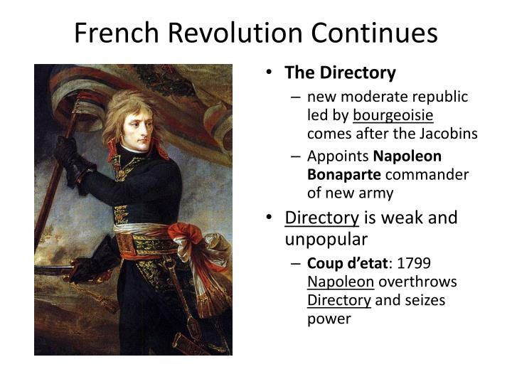 French Revolution Continues
