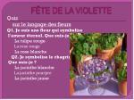 f te de la violette7