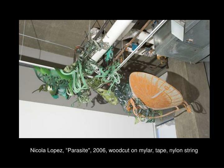 """Nicola Lopez, """""""