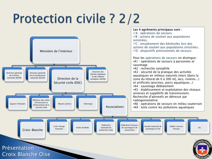 Protection civile ? 2/2