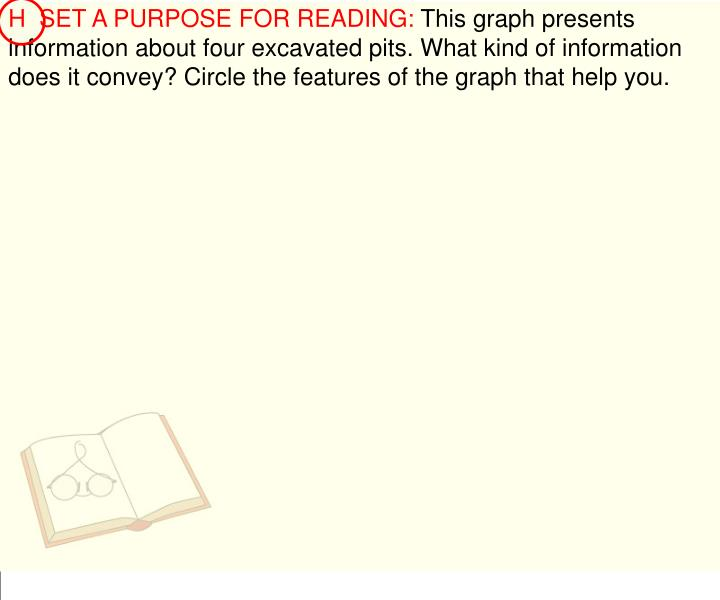 H  SET A PURPOSE FOR READING: