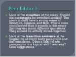 peer editor 3