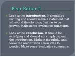 peer editor 4
