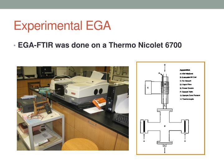 Experimental EGA