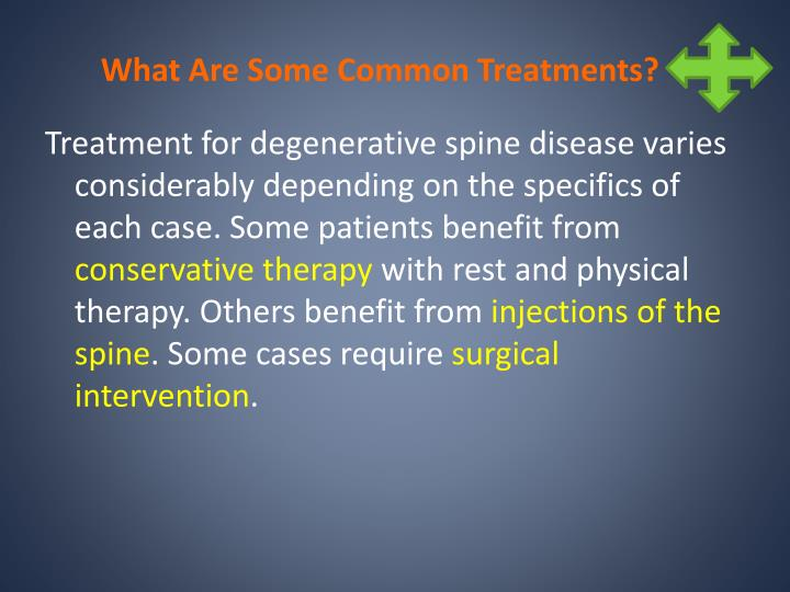 What Are Some Common Treatments?