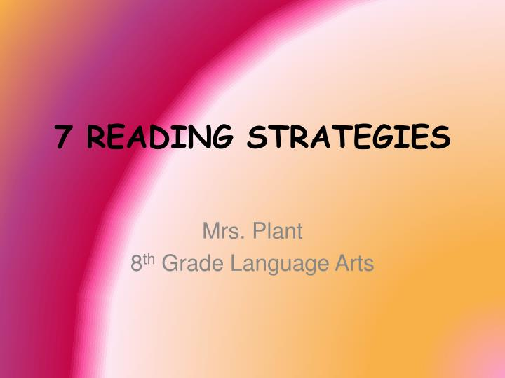 essay writing strategies middle school