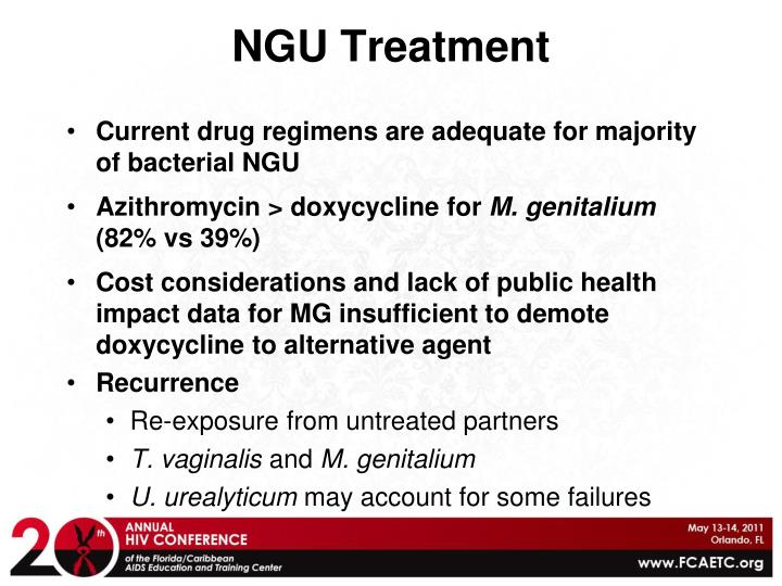 NGU Treatment