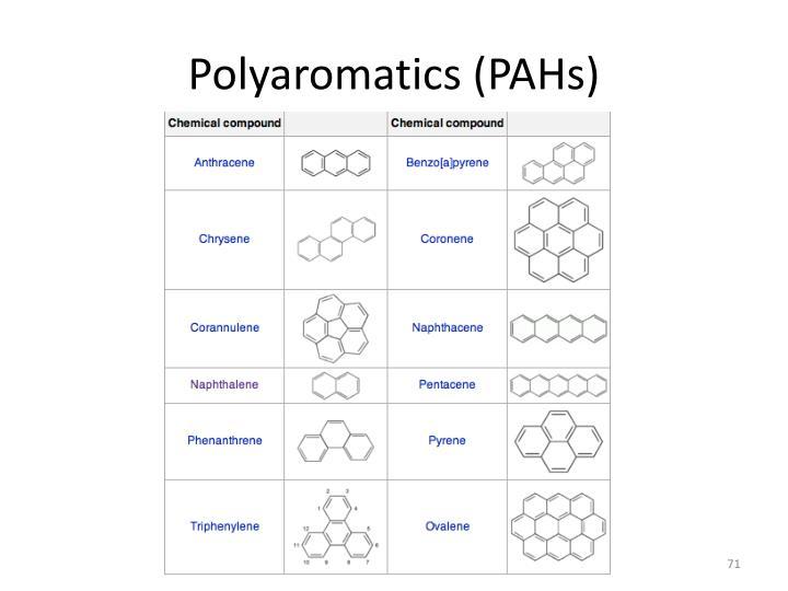Polyaromatics