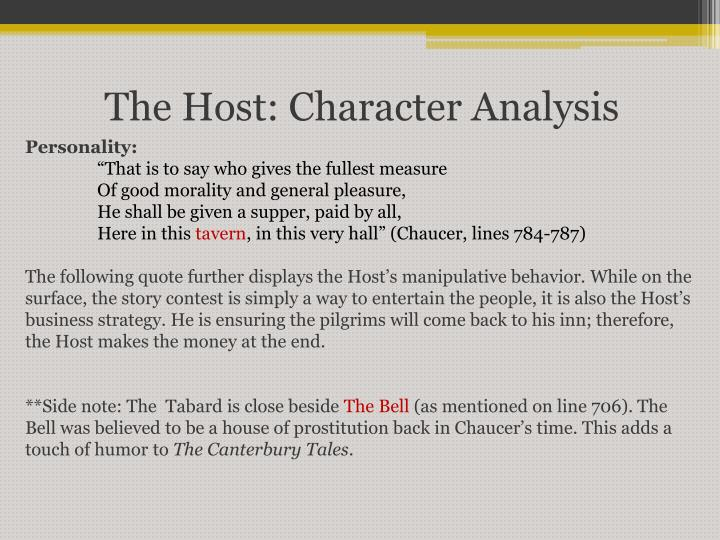 The Host: Character Analysis