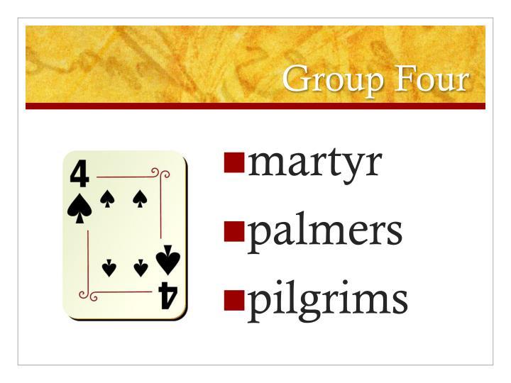 Group Four