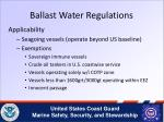 ballast water regulations2