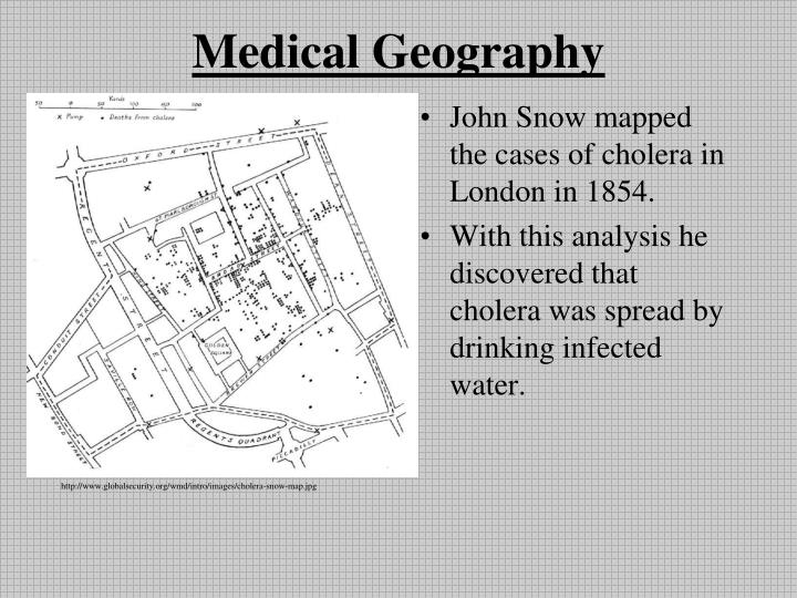 Medical Geography
