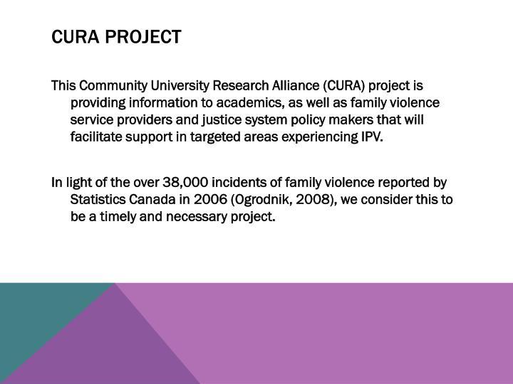CURA Project