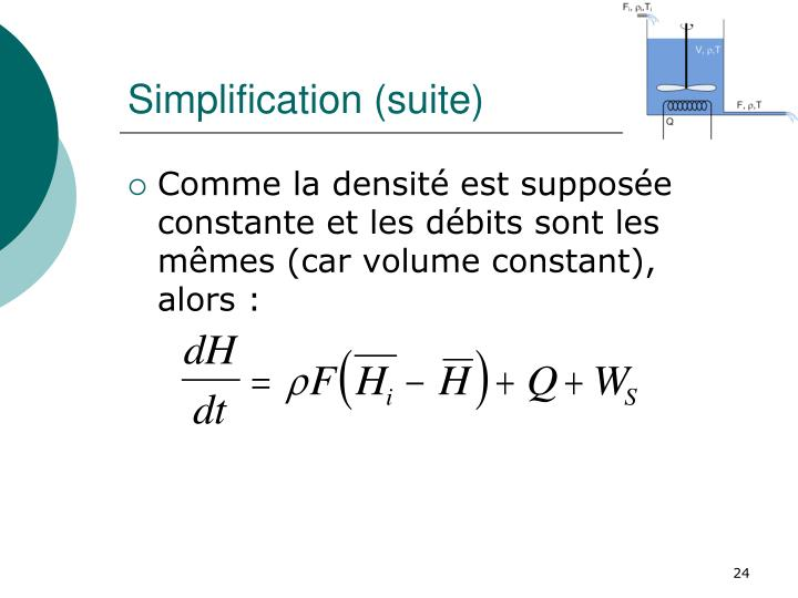 Simplification (suite)