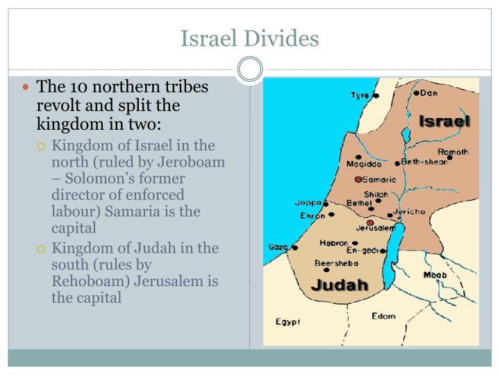 Israel Divides