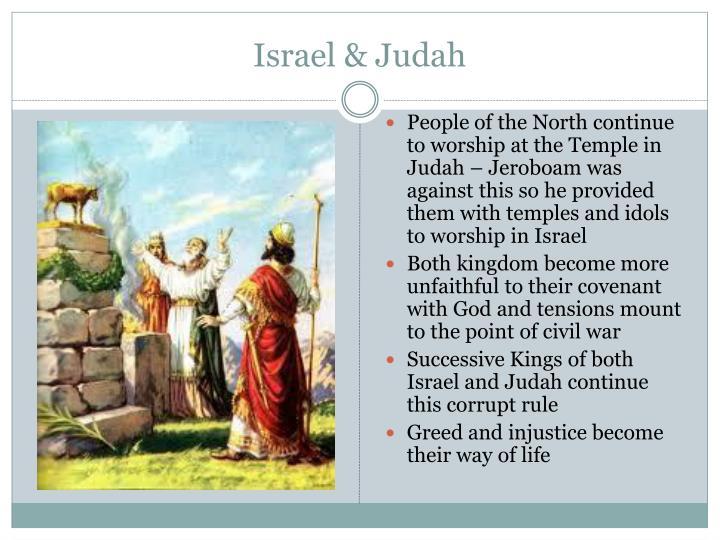Israel & Judah