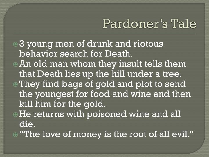 Pardoner's Tale