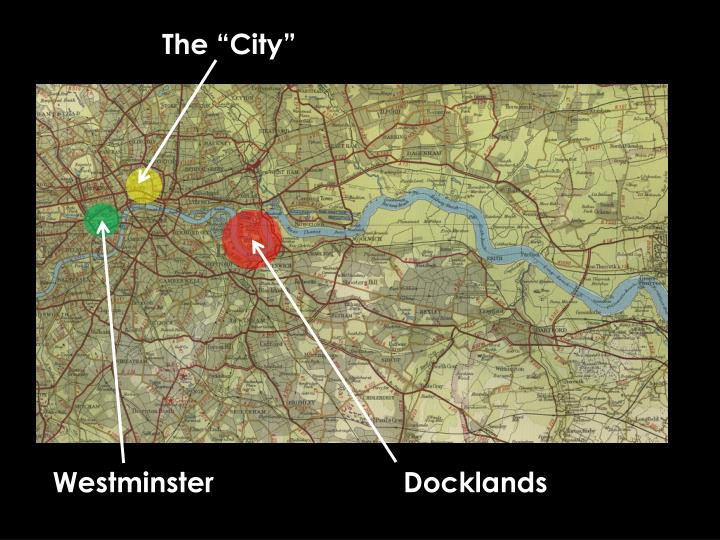 "The ""City"""