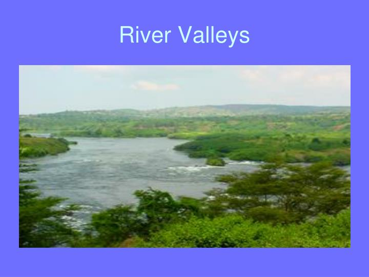 River Valleys
