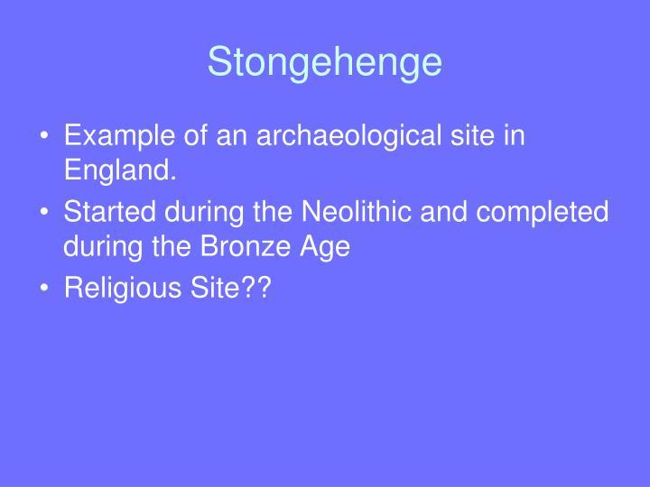 Stongehenge