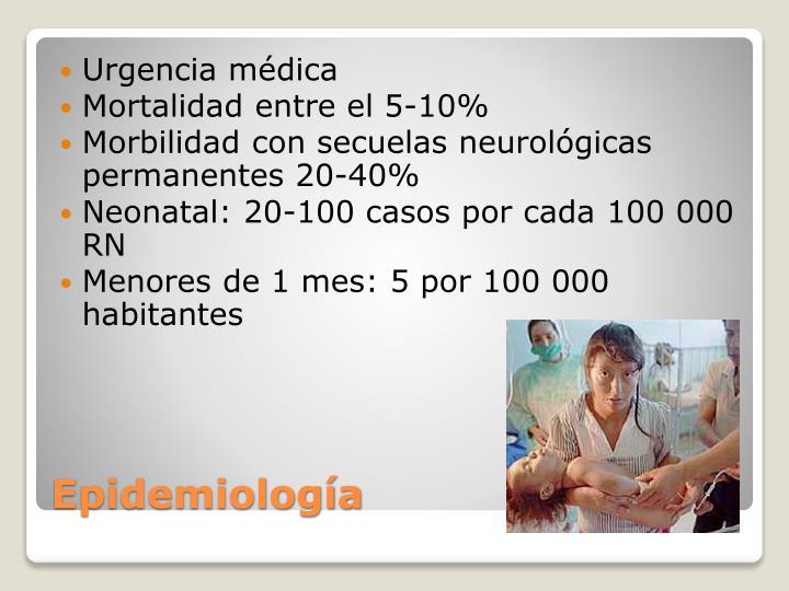 Urgencia médica