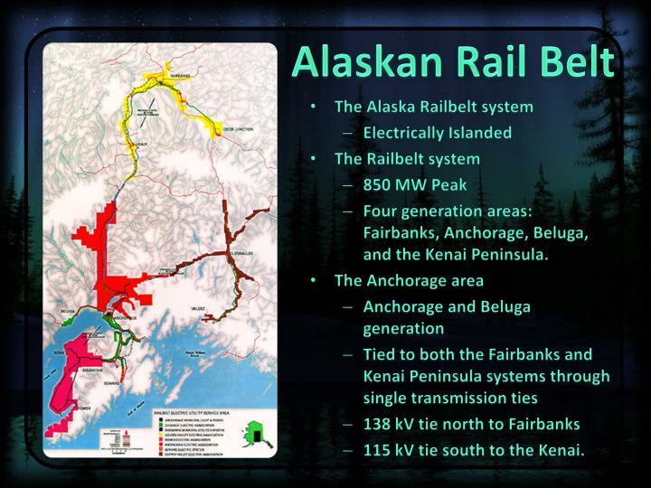 Alaskan Rail Belt