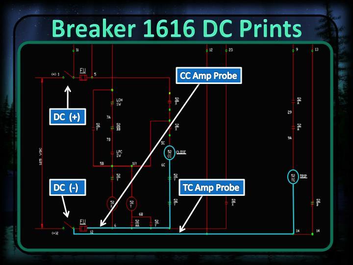 Breaker 1616 DC Prints