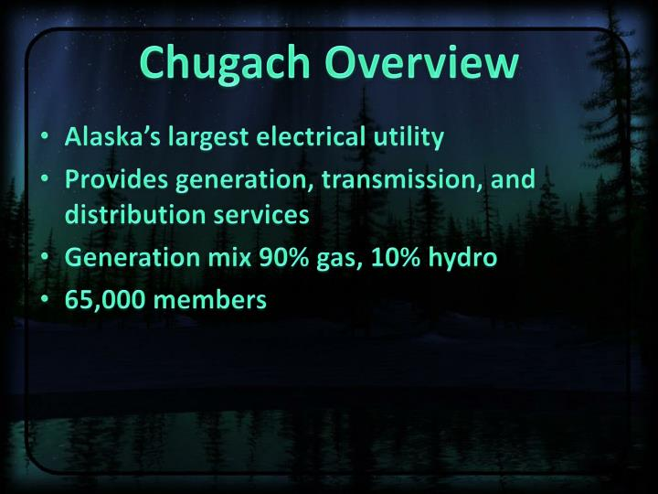 Chugach Overview