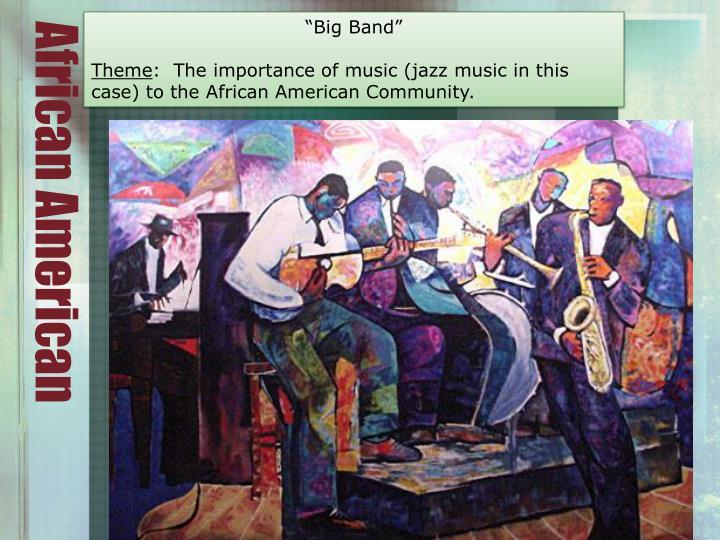 """Big Band"""