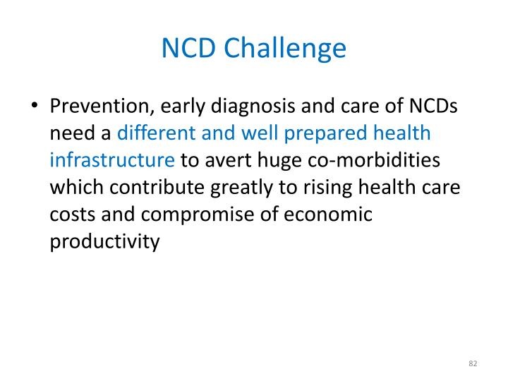 NCD Challenge