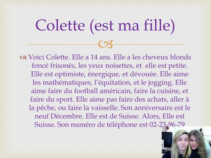 Colette (