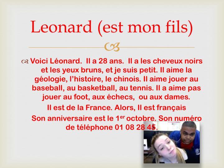 Leonard (