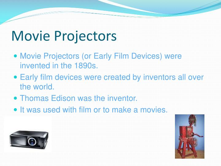 Movie Projectors