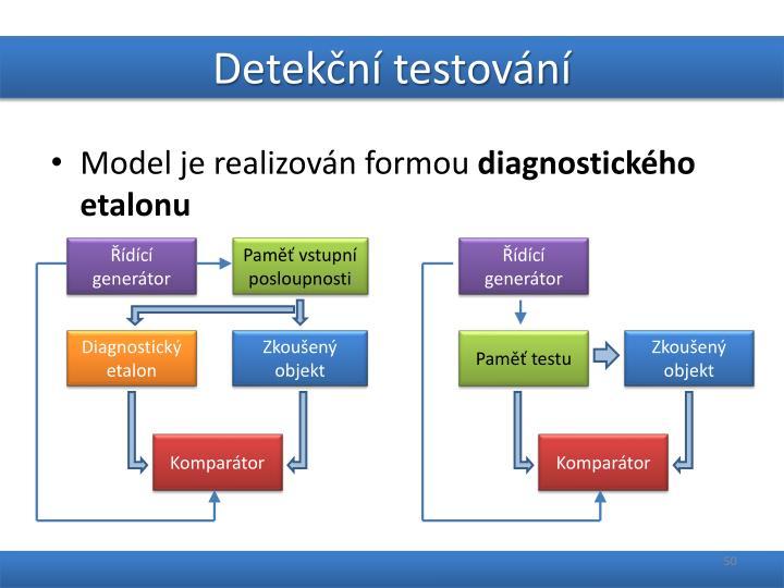 Detekční testování